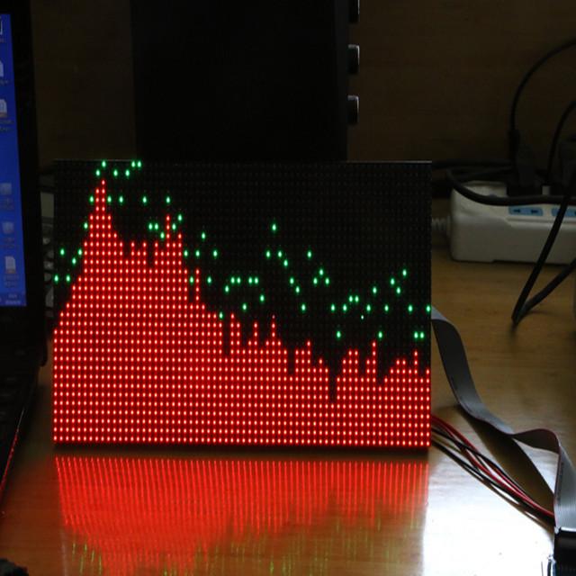 MS3264 Music V3 Pantalla de Espectro 6 Modos de Exhibición DIY LED de Espectro de Audio para el amplificador de potencia amplificador KTV
