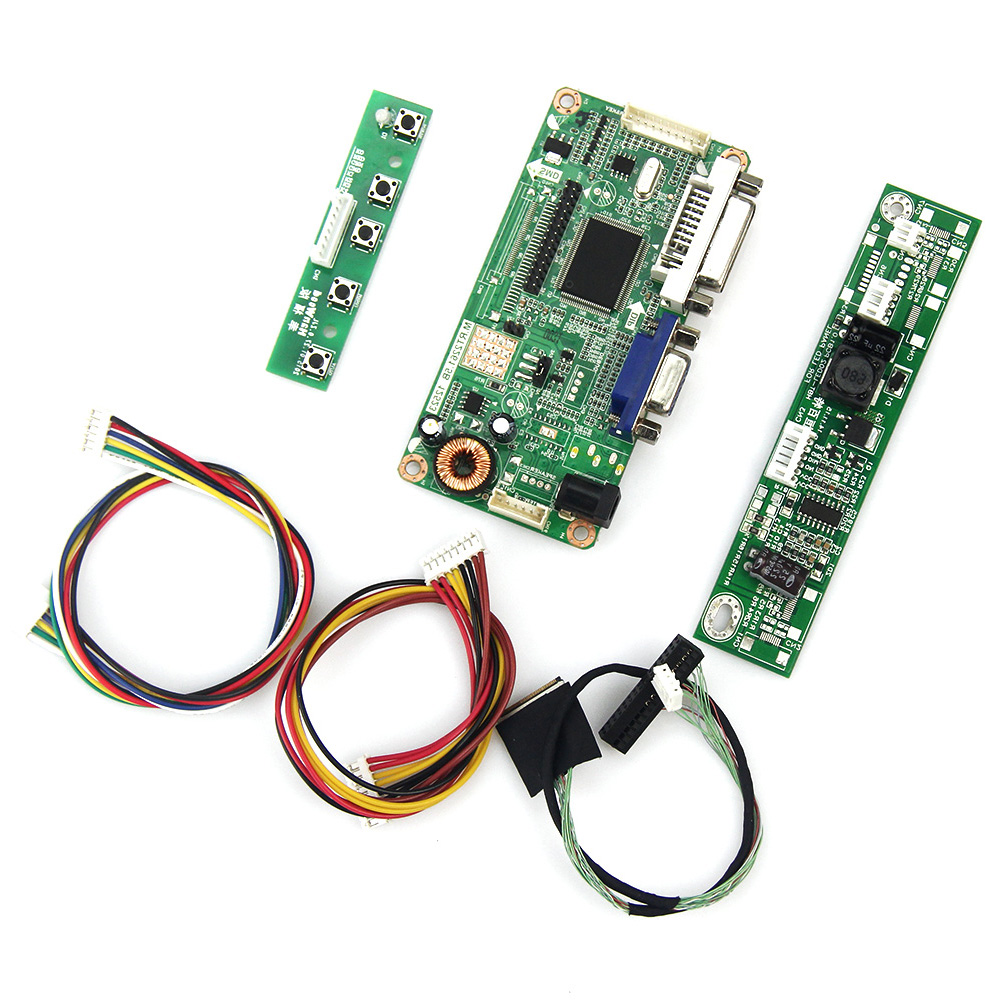 M.R2261 M.RT2281 LCD/LED Controller Driver Board(VGA+DVI) For M236H3-LA3 M270HW02 V3 LVDS Monitor Reuse Laptop 1920x1080