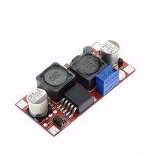 10 قطعة Boost باك DC DC قابل للتعديل تنحى محول XL6009 وحدة امدادات الطاقة 20 واط 5 32 فولت إلى 1.2 35 فولت جيدة
