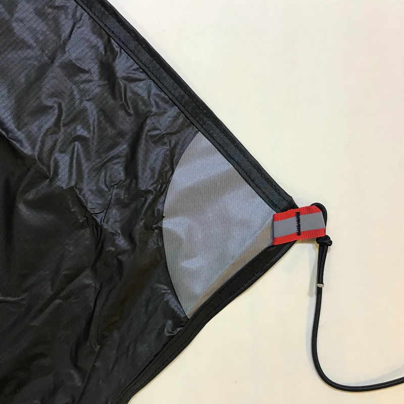 3F UL DIŞLI LanShan 2 Çadır ayak izi 2 orijinal silnylon ayak izi 210*110 cm yüksek kaliteli groundsheet