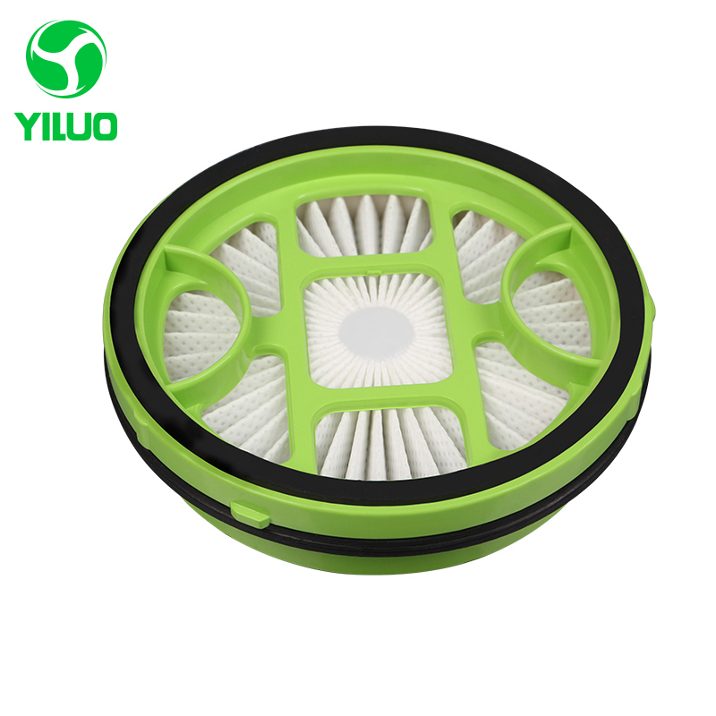 Vacuum Cleaner Accessories 98mm Round Green HEPA Filter to Filter Air High Efficient for D-520 Vacuum Cleaner ainol mini pc windows 8 1 quad core intel z3735f tv box 7000mah power bank page 1