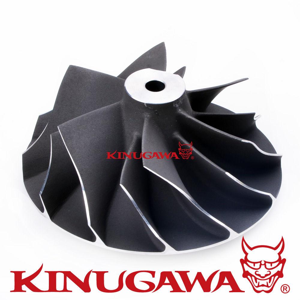 Kinugawa Turbo Compressor Wheel 66.7/84mm for Garrett T3 T4 T67 T04R #45147-0001 kinugawa turbo billet compressor wheel 47 1 60 13mm 11 0 raise over height for garrett gtx2860r 813711 0003