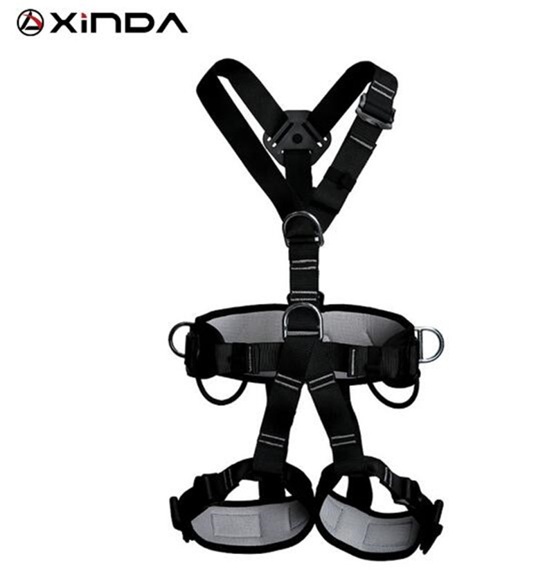 XINDA Professional Rock Climb Mountaineering Equipment High Strength Polyester Climbing Foot Padel Belt Ascending Device BandXINDA Professional Rock Climb Mountaineering Equipment High Strength Polyester Climbing Foot Padel Belt Ascending Device Band