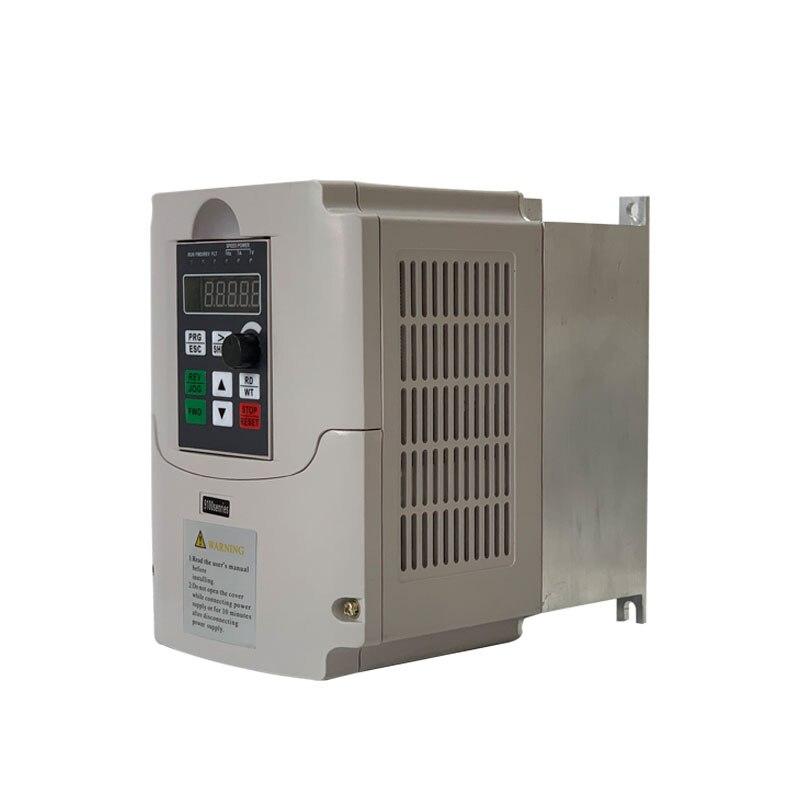 Onduleur solaire PV cc à convertisseur triphasé à courant alternatif 220 V/380 v 0.75kw/1.5kw/2.2kw/4kw avec pompe solaire de contrôle MPPT VFD - 2