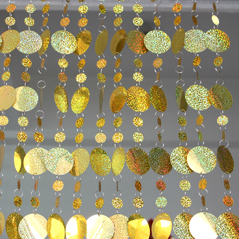 Decoration curtains, PVC sequined curtain, Festive party supplies, indoor home decoration