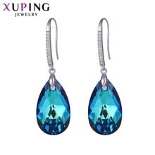 11.11 сделок Xuping Мода Серьги оптовая продажа высокое качество кристаллами от Swarovski Цвет покрытием Шарм для Для женщин подарок M22-E-236D3