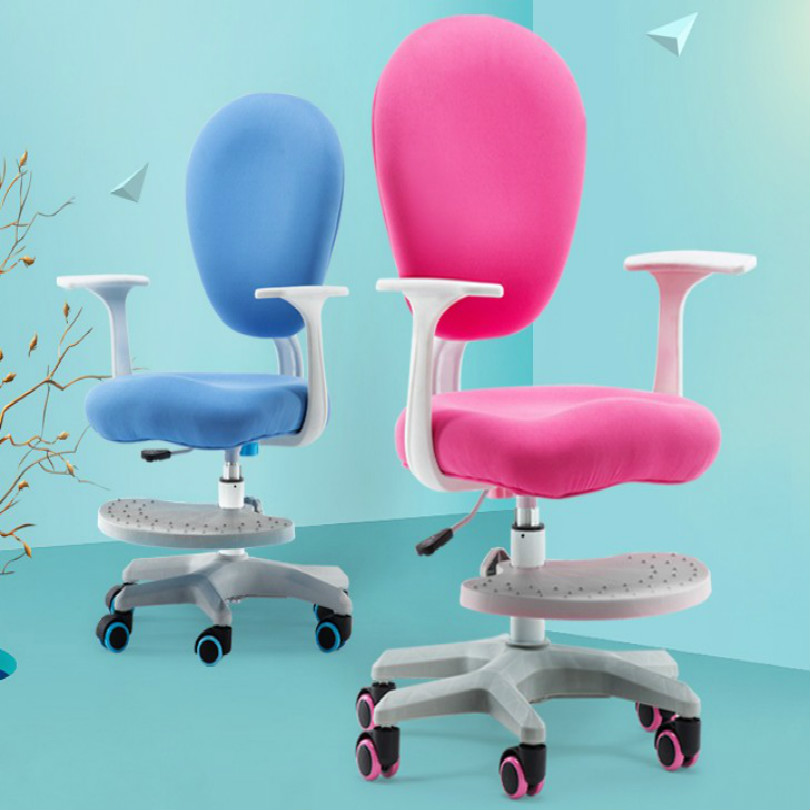 orthotics chairs Correct posture chair kids chair for homework learning lift rotating children chair for kids Protect spine