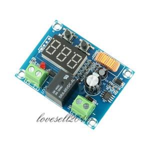 Image 4 - XH M609 DC 12V 36V Charger Module Voltage OverDischarge Protection Precise Undervoltage Protection Module Battery Charger Module