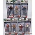 Série de TV The Walking Dead AMC Abraham Ford Bungee Walker Rick Grimes O Governador PVC Action Figure Brinquedos Modelo Colecionável brinquedo