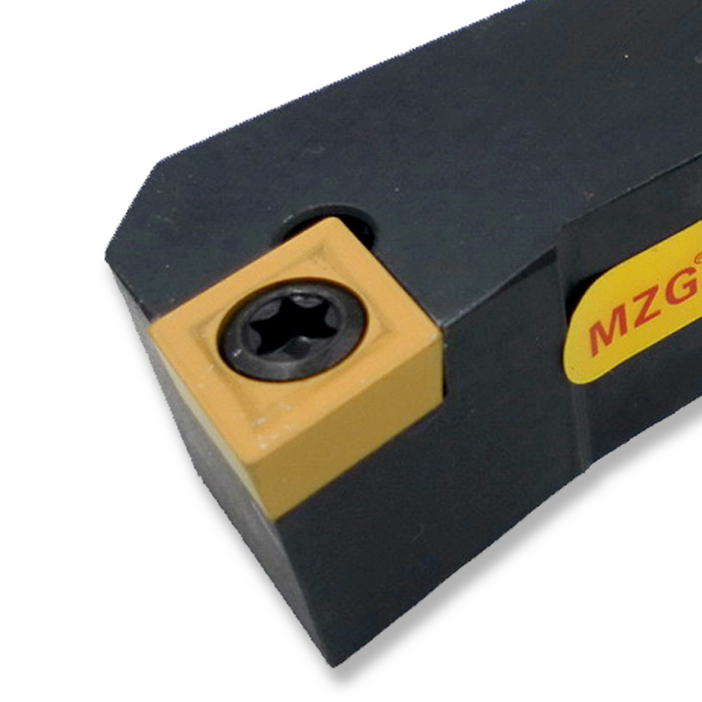 MZG 12mm 16mm SCFCR1212H09 CNC Turning Arbor Lathe Cutter Bar Hole Processing Clamped Steel Toolholders External Boring Tool