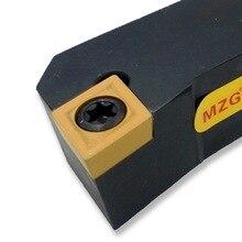 цена на MZG 12mm 16mm SCFCR1212H09 CNC Turning Arbor Lathe Cutter Bar Hole Processing Clamped Steel Toolholders External Boring Tool