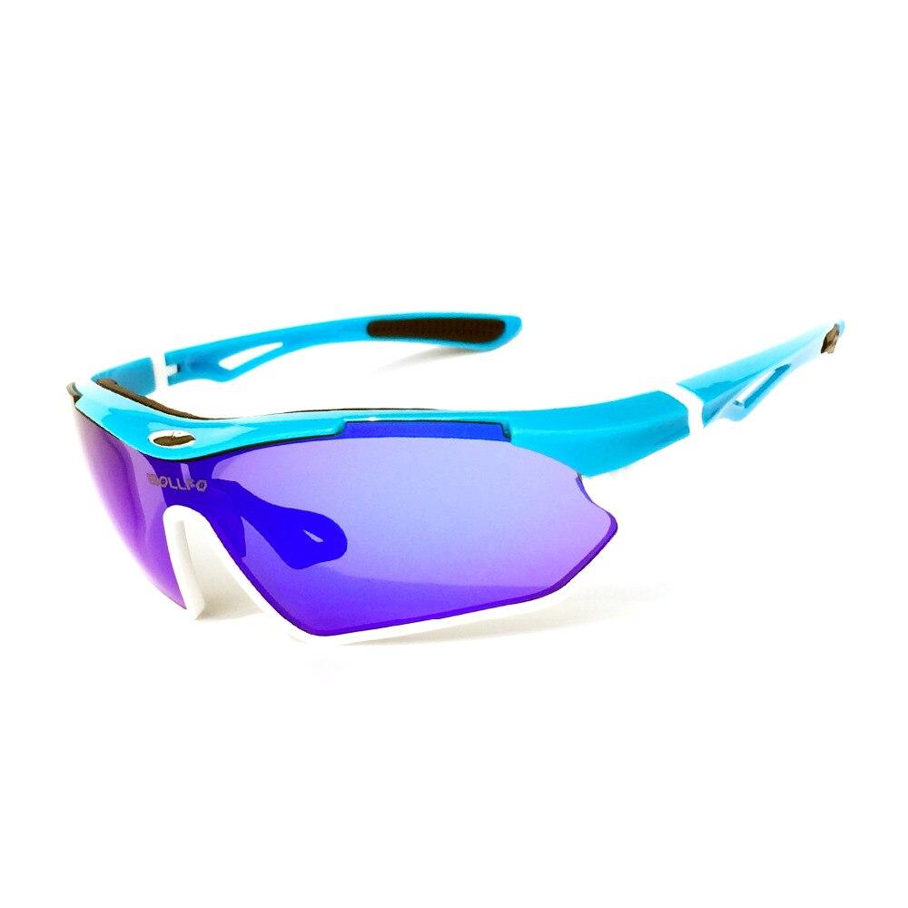BOLLFO Brand Men Outdoor Cycling Glasses Road MTB Bicycle Riding Sport Sunglasses Eyewear