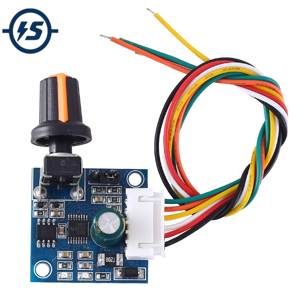 Dc Brushless Motor Driver Module Bldc Motor Controller Dc 5v 12v Speed Switch Driver Board Integrated Circuits Aliexpress