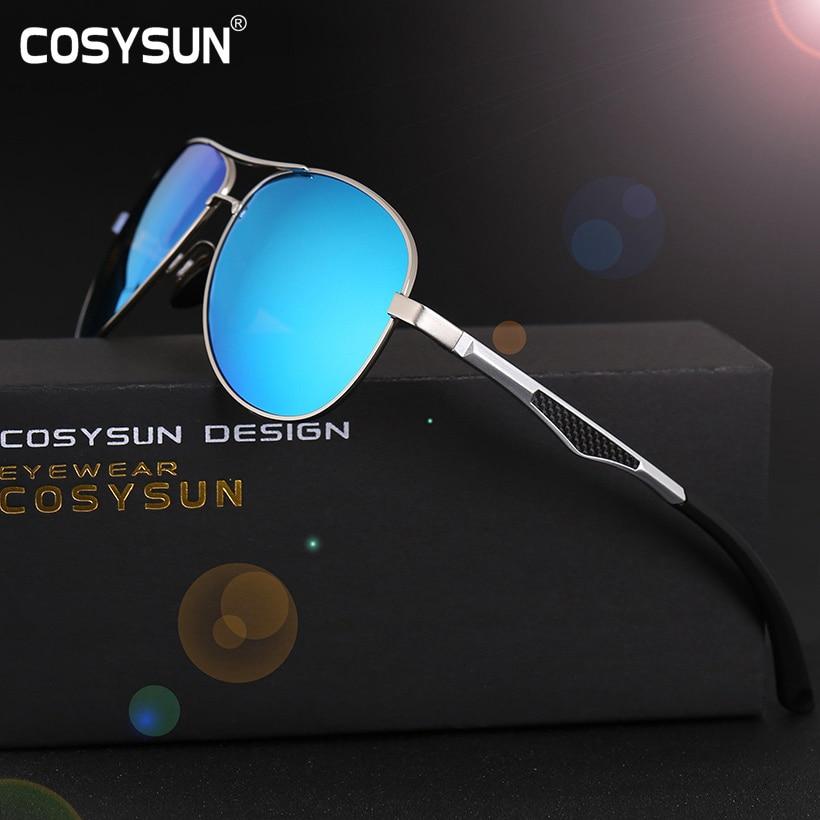 24279d9be 2018 Nova Marca Polarizada Óculos De Sol Dos Homens de Alumínio Piloto  Óculos de Sol gafas oculos de sol masculino óculos de condução óculos de sol  ...