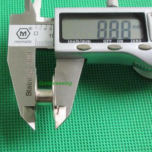 Image 4 - 100 סלילים בגודל L סלילי מתכת למכונות רקמה TAJIMA BARUDAN טויוטה