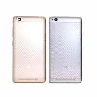 2016 New For Xiaomi Redmi 3 Battery Back Cover Case 5Inch Hongmi 3 Redmi3 Phone Housing