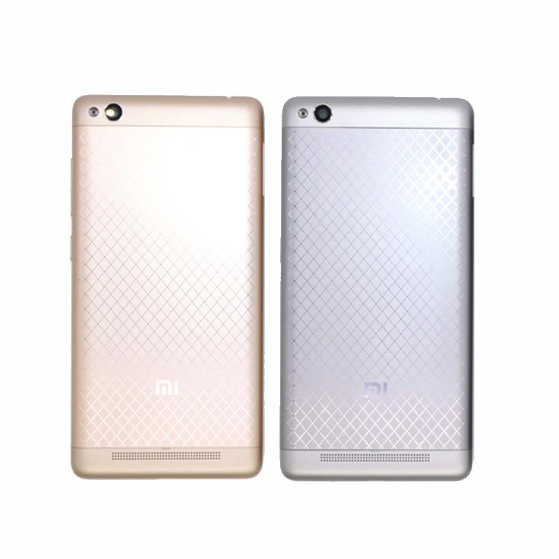 2016 Nouveau Pour Xiaomi Redmi 3 Batterie Couverture Arrière Cas 5 Pouce Hongmi 3 Redmi3 Téléphone Logement Back Door Batterie Cas