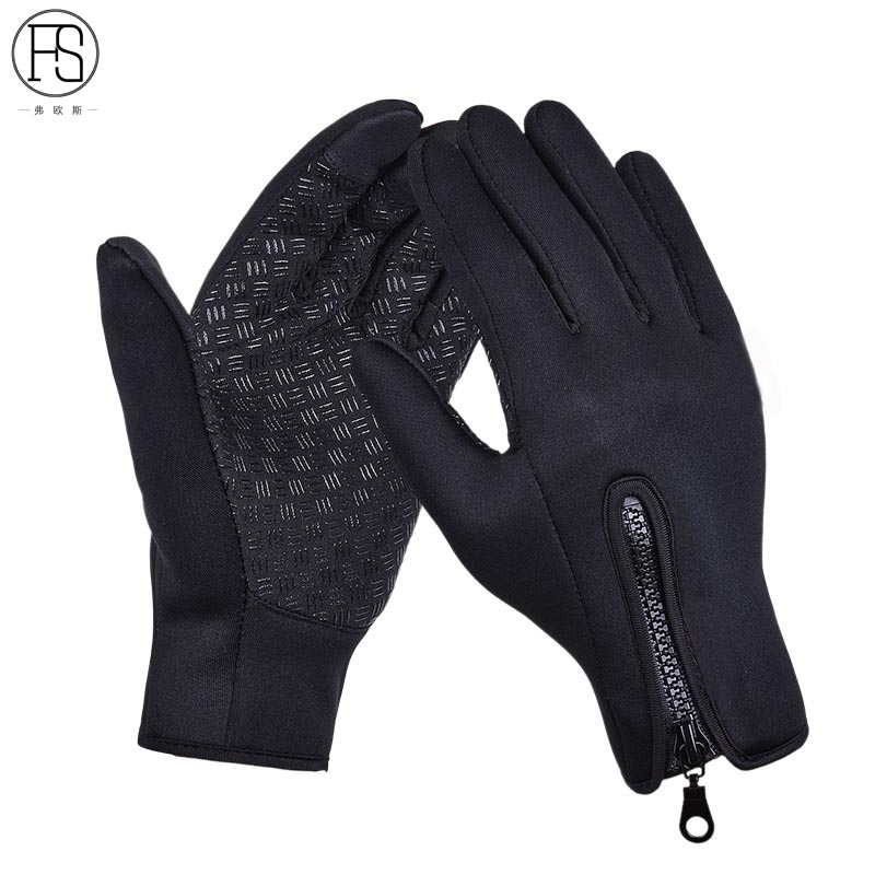 Outdoor Tactical Gloves Cycling Gloves Windproof Keep Warm Army Military Mens Gloves Touched Screen Hiking Skiing Sport Gloves