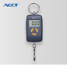 40 x 10g Mini Portable Electronic Scale Weight Fishing Luggage Scale Digital Travel Hanging Hook Scale No Light