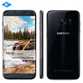 Новый Оригинальный Samsung Galaxy S7 edge 2016 Водонепроницаемый мобильный телефон 4 ГБ ОПЕРАТИВНОЙ ПАМЯТИ 32 ГБ ROM Quad Core 5.1 дюймов NFC WIFI GPS 12MP 4 Г LTE