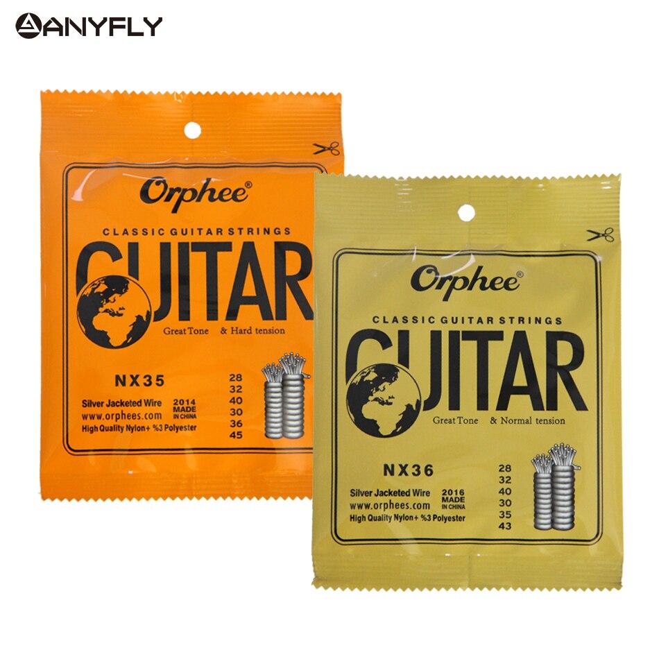 nova-orphee-classico-cordas-da-guitarra-classica-nylon-e-prata-banhado-a-fio-rigido-normal-tensao-028-043-028-045-vendas-por-atacado