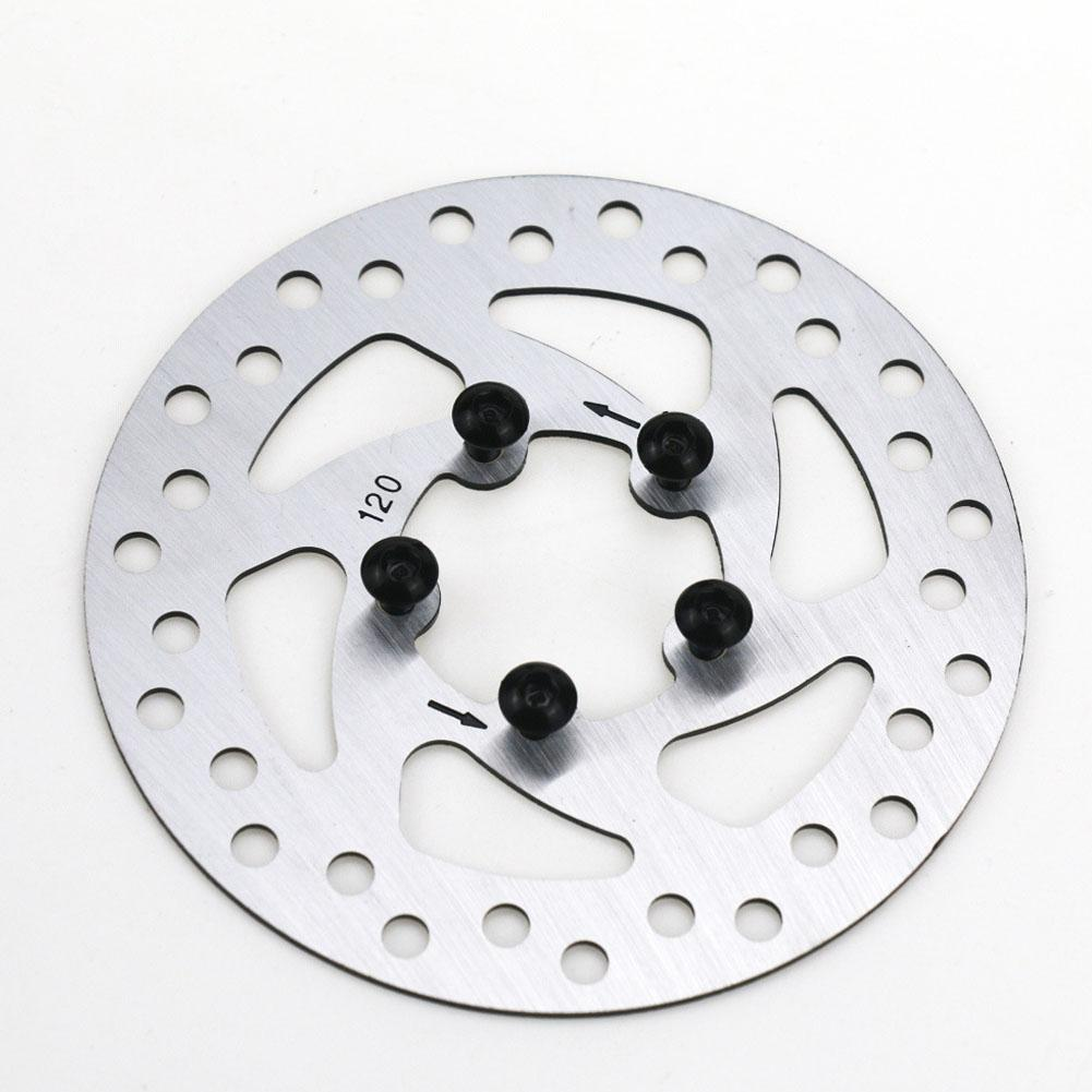 For Xiaomi Mijia M365 Electric Scooter 12Mm Brake Disc Rotor Pad Rear Wheel Replacement Parts Cycling Accessories in Scooter Parts Accessories from Sports Entertainment