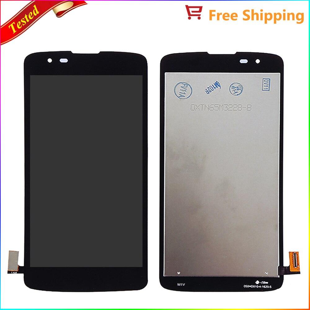 K8 lcd For LG Phoenix 2 K8 K350N K350E Escape 3 K373 LCD