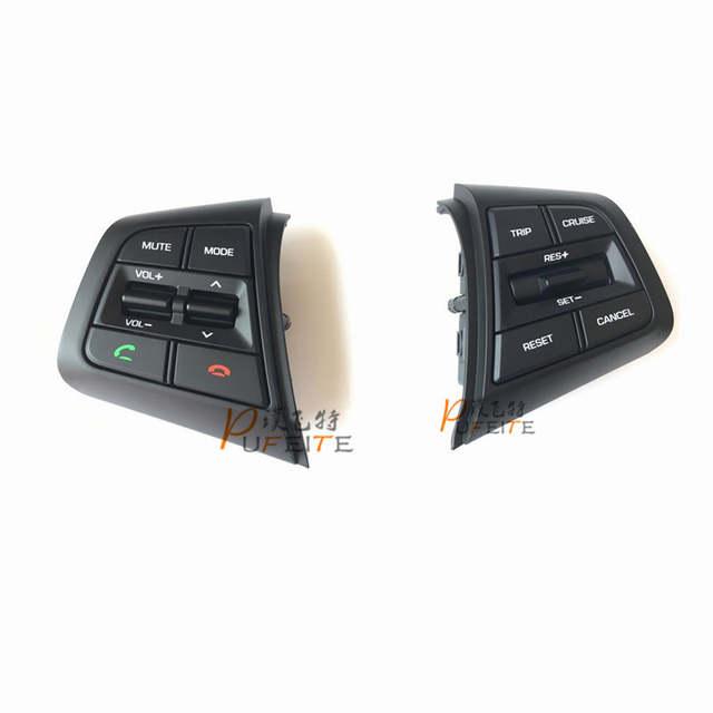 80523c2a00 placeholder Frete grátis Botão do Volante Para Hyundai Creta IX25 1.6L  Botões Bluetooth Telefone Cruzeiro canal