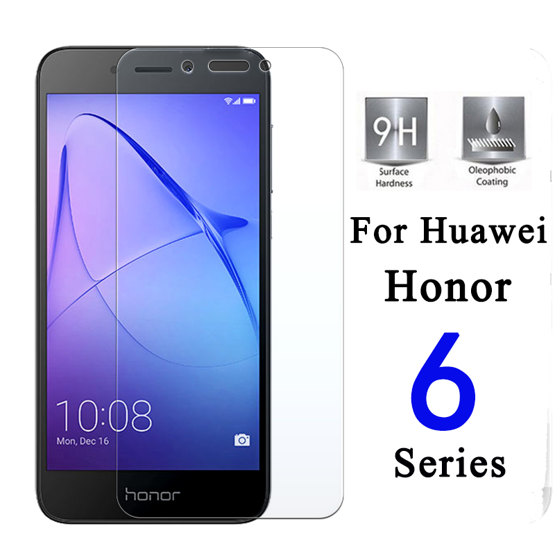 Protective Glass On Honor 6a 6c 6x 6 A C Tempered Glas For Huawei Hawei Huawey Honer A6 Honor6a Protect Screen Protector Film