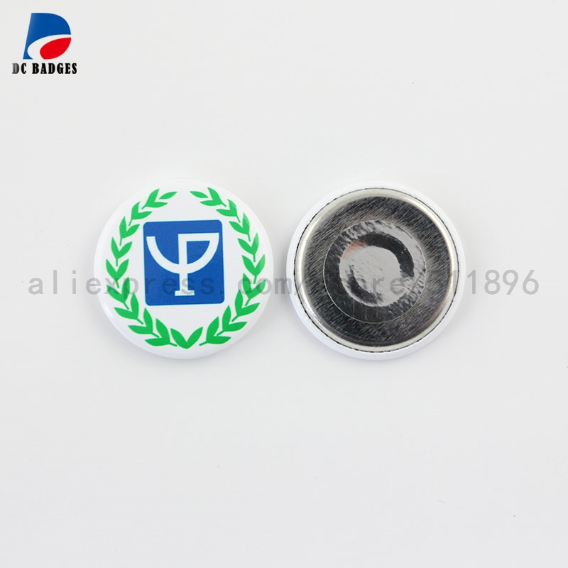 1000sets of 25 32 37mm blank fridge magnet button material without any pictures choose the size