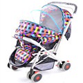 Baby stroller portable multifunctional baby stroller in the car easy folding hand dual purpose stroller