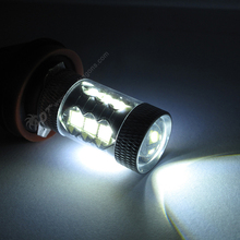 4*Excellent Quality H8 H11 80W  Projector LED Bulbs Xenon White Car Auto Fog Driving DRL Headlight Lamp Light DC12V
