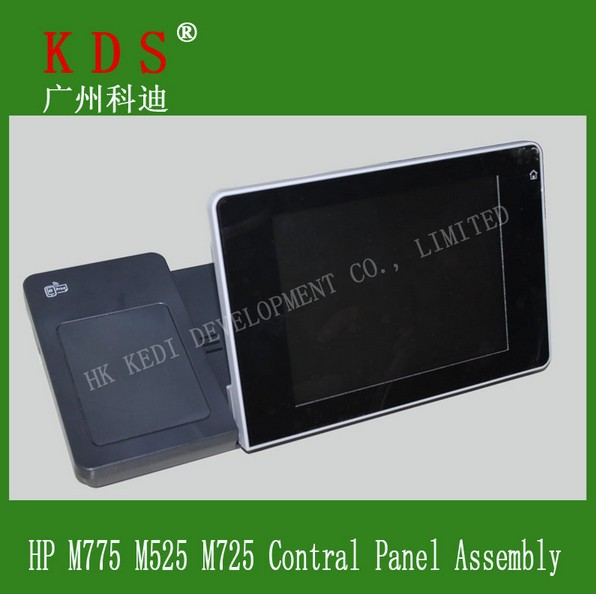1 pcs/lot printer spare parts for HP M525 CD644-60114 laserjet parts Control Panel in china