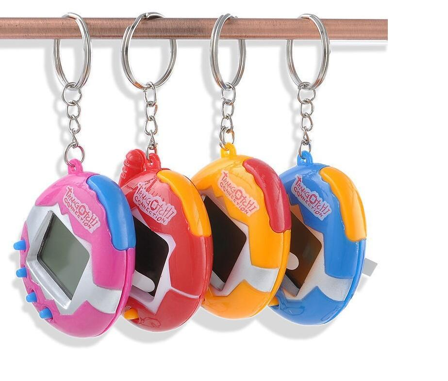 Fun!!! Tamagotchi Electronic Pets Toys 90S Nostalgic 49 Pets In One Virtual Cyber Pet Toy Funny Tamagochi
