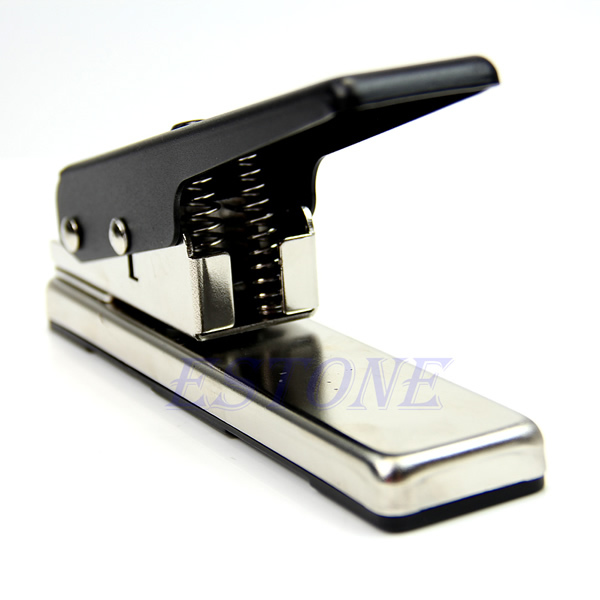 Black&S Professional Guitar Plectrum Punch Picks Maker Card Cutter DIY Own Pick New