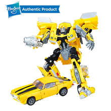 Hasbro Transformers Studio Series Deluxe Class Movie SS01 Bumblebee Decepticon Stinger SS02 Autobot Ratchet Car toys SS03 цена