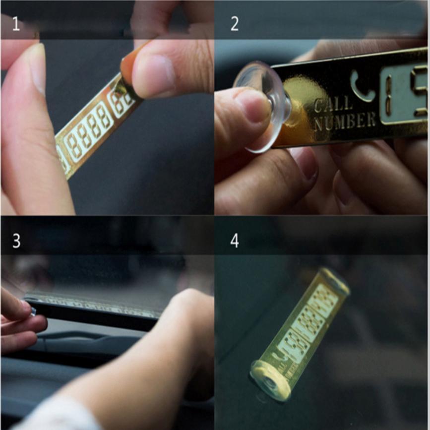 parking-card-hot-car-telephone-number-card-notice-night-florescent-sucker-plate-jun26