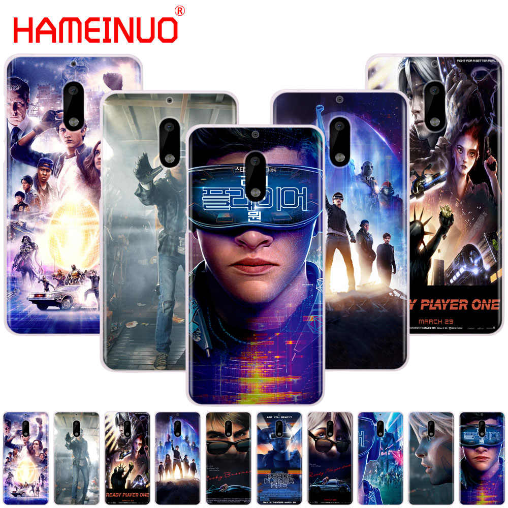 HAMEINUO جاهزة لاعب واحد غطاء جراب هاتف لنوكيا 9 8 7 6 5 3 Lumia 640 640XL 2018