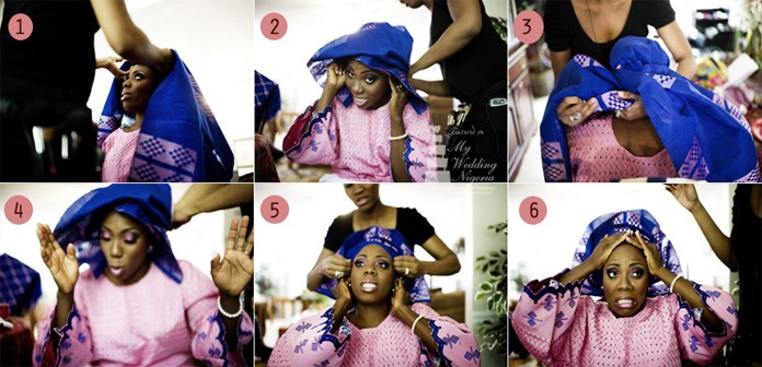 How-To-Tie-Nigerian-Gele-In-Six-Steps