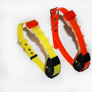2 PCS Waterproof Dog Gps Tracker Collar for Hunting