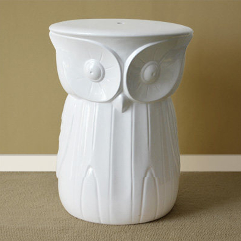 Холна керамична табуретка за - Мебели - Снимка 3