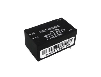 1pcs TSP-03 replace HLK-PM03 AC-DC 220V to 3.3V Step Down Buck Power Supply Module Intelligent Household Switch Converter 1pcs professional step down power dc dc cc cv buck converter step down power supply module 8 40v to 1 25 36v power module