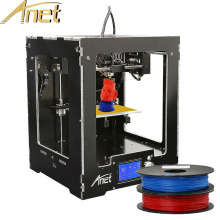 цена на Affordable Anet A8/A6/A3S/A2/E10 3d printer cheap price high precision reprap prusa i3 diy 3d printer kit with free filament