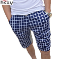 HCXY 2016 new knitted elastic casual floral shorts men summer beauty beach cultivating summer fifth men shorts