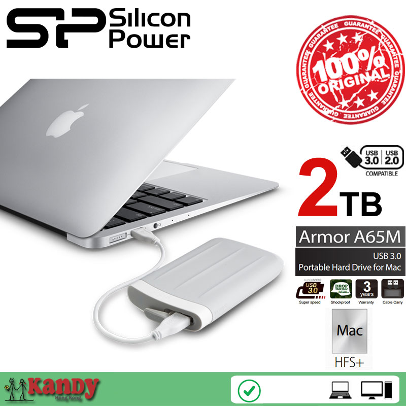 silicon power a65m for mac 2tb usb 3 0 external hard drive hdd 2 5 hd disco duro externo hard. Black Bedroom Furniture Sets. Home Design Ideas