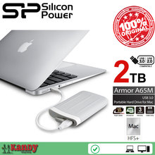 Silicon Power A65M for Mac 2TB USB 3.0 external hard drive hdd 2.5 hd disco duro externo hard disk disque dur externe portable