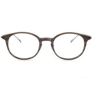 Image 4 - En iyi kalite ahşap şerit titanium gözlük çerçeveleri reçete gözlük veya dekorasyon