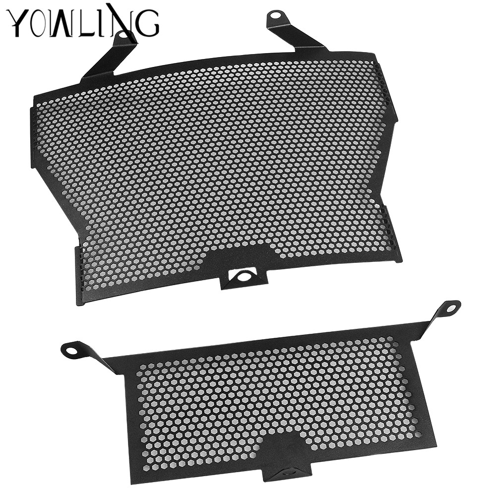 Radiator Guard FOR BMW S1000RR 2010 2011 2012 2013 2014 2015 2016 2017 Aluminum Radiator Grill Oil Cooler Protector Cover motorcycle stainless steel radiator guard protector grille grill cover for kawasaki z750 2010 2011 2012 2013 2014 2015 2016