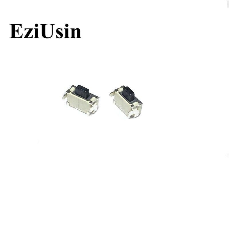 EziUsin 2*4*3,5 с держателем мини сенсорный переключатель SMD MP3 MP4 Тактильные Такт Кнопка планшета микро прерыватель