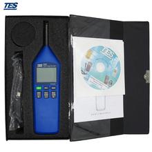 Thermo higrometr barometr termohigrometr do pomiaru wilgotności i temperatury TES1161 tanie tanio 30 ~ 130dB TES-1161
